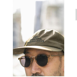 1LDK SELECT - THE WEEKEND 6Panel Gore-Tex Infinium Cap