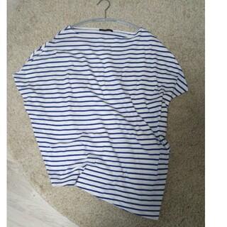 バンヤードストーム(BARNYARDSTORM)のバンヤードストーム アシンメトリーカットソー(Tシャツ(半袖/袖なし))