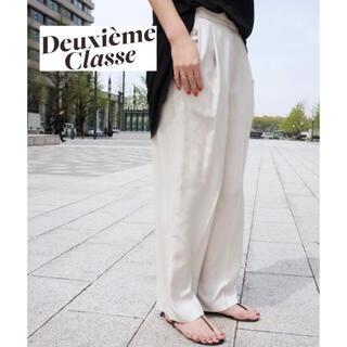 DEUXIEME CLASSE - 人気!【Deuxieme Classe 】Back gather パンツ