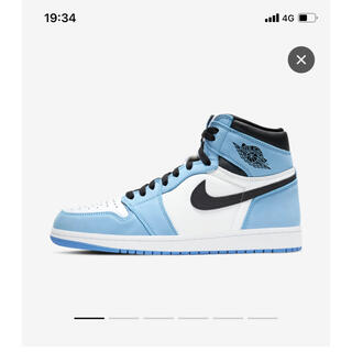 NIKE - NIKE AIR JORDAN 1 RETRO HIGH OG  27.5