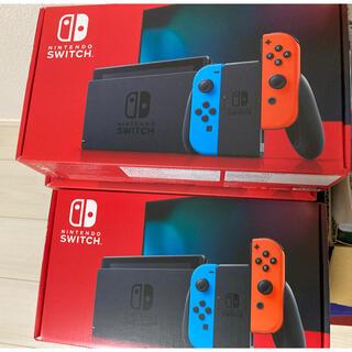 Nintendo Switch - 任天堂 Switch 本体 ネオン グレー