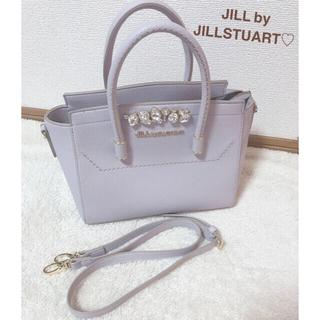 JILL by JILLSTUART - ジルバイジルスチュアート♡ビジュー♡ハンドバッグ♡ショルダーバッグ