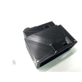 クラウンモデルCM870次世代電動ガンM4マガジン用アダプタ&スペーサー(カスタムパーツ)