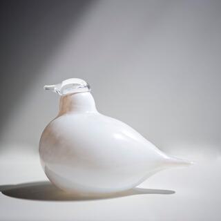 イッタラ(iittala)のLittle tern リトルターン ホワイト 白 イッタラ バード(置物)