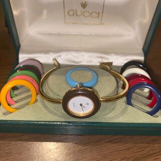 グッチ(Gucci)のgucci チェンジベゼル (腕時計)