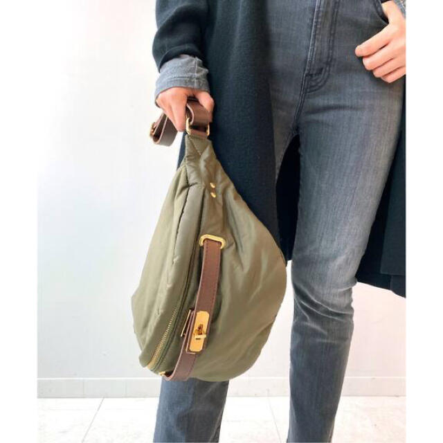 DEUXIEME CLASSE(ドゥーズィエムクラス)のSITA PARANTICA シータパランティカ ウエストバッグ レディースのバッグ(ボディバッグ/ウエストポーチ)の商品写真