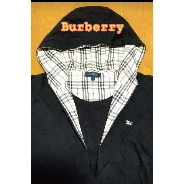 BURBERRY(バーバリー)の 再値下げ★ Burberry★ パーカー レディースのトップス(パーカー)の商品写真
