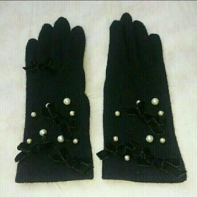 GALLERY VISCONTI(ギャラリービスコンティ)のギャラリービスコンティ🎀手袋 レディースのファッション小物(手袋)の商品写真