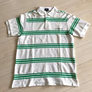 パーリーゲイツ(PEARLY GATES)の美品★PearlyGates  メンズ ポロシャツ 大きいサイズ(ポロシャツ)