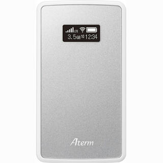 NEC - 新品未開封 NEC Aterm モバイルルーター PA-MP02LN-SW