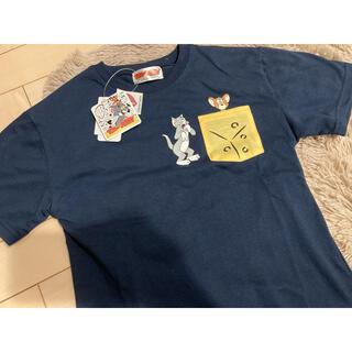 トムとジェリー tシャツ 130 トムジェリ