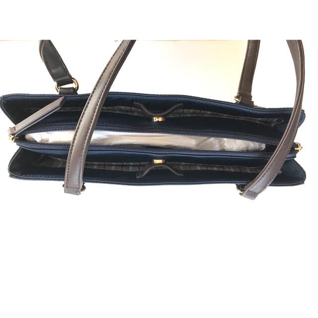 ACE GENE(エースジーン)の aceジーン スリマリービジネスバッグ レディースのバッグ(トートバッグ)の商品写真