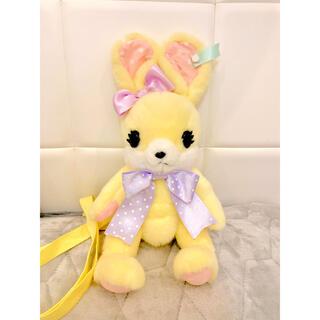 Angelic Pretty - ♡未使用レア♡AngelicPrettyリリカルバニーぬいぐるみポシェットバッグ