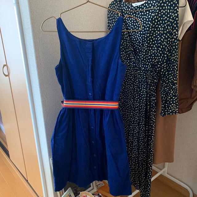 POLO RALPH LAUREN(ポロラルフローレン)の【未使用・新品】ポロ ラルフローレン kids ワンピース キッズ/ベビー/マタニティのキッズ服女の子用(90cm~)(ワンピース)の商品写真