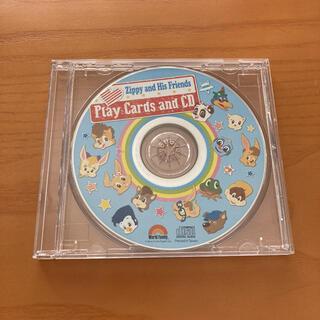 Disney - dwe zippy プレイカード CD
