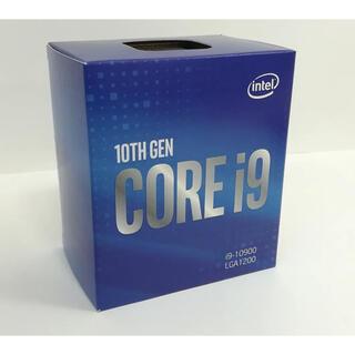 インテレクション(INTELECTION)のIntel Core i9-10900 BOX(PCパーツ)