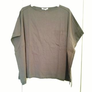 ダブルクローゼット(w closet)のw closet ダブルクローゼット 半袖Tシャツ ブラック(Tシャツ(半袖/袖なし))