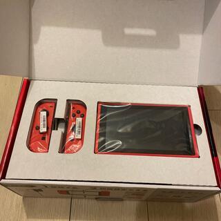 任天堂 - Nintendo Switch マリオ レッド×ブルー セット