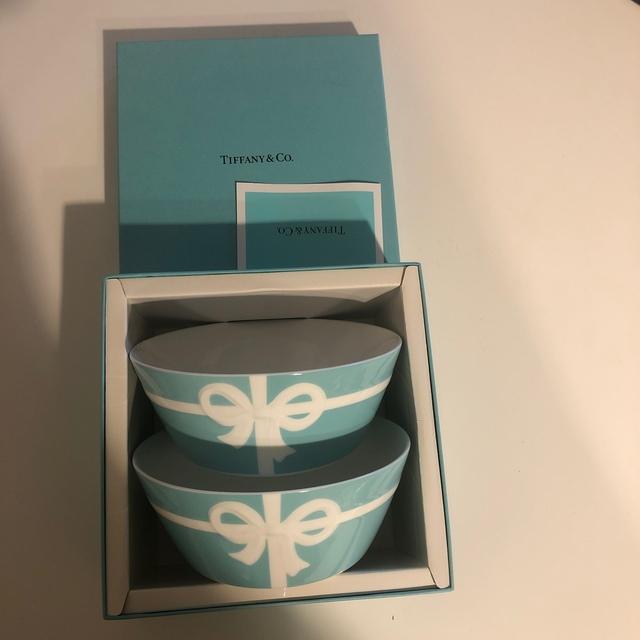 Tiffany & Co.(ティファニー)のティファニー ブルーボックス ボウル インテリア/住まい/日用品のキッチン/食器(食器)の商品写真