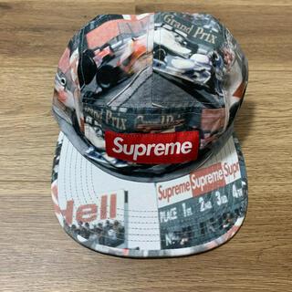Supreme - supreme Grand Prix Parka cap 帽子