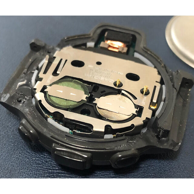 CASIO(カシオ)の【希少】カシオ PRAYER COMPASSプレイヤーコンパス ジャンク 腕時計 メンズの時計(腕時計(デジタル))の商品写真