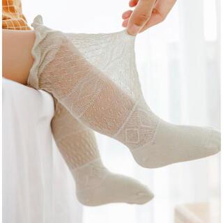 ベビーハイソックス 赤ちゃん靴下
