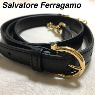 Salvatore Ferragamo - Salvatore Ferragamo フェラガモ ショルダー ストラップ