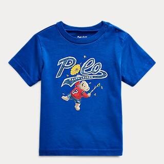Ralph Lauren - 新品◇ハチミツ ラルフローレン ポロベア 半袖 Tシャツ 18m 85