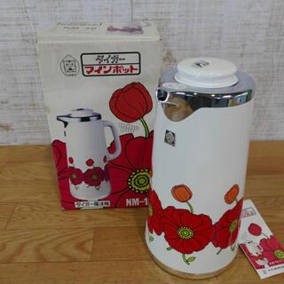 タイガー(TIGER)の昭和レトロ タイガー TIGER 魔法瓶 NM16 1.6リットル(電気ポット)