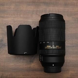 ニコン(Nikon)のaf-p Nikkor 70-300mm f4.5-5.6(レンズ(ズーム))