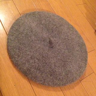 トゥモローランド(TOMORROWLAND)のトゥモローランド購入♪人気♪ベレー帽(ハンチング/ベレー帽)