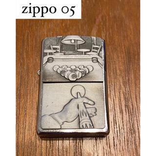 ジッポー(ZIPPO)のzippo 05 ビリヤード メンズ USA製(タバコグッズ)