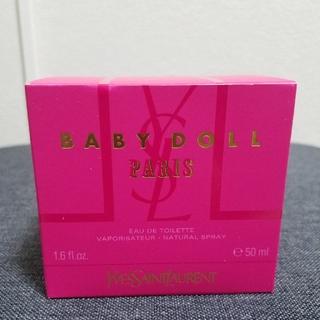 イヴサンローランボーテ(Yves Saint Laurent Beaute)のイヴサンローラン ベビードール 50ml(香水(女性用))