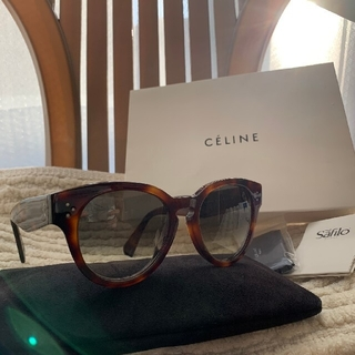 celine - CELINE baby Audrey べっこうサングラス