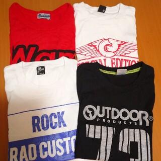 アウトドアプロダクツ(OUTDOOR PRODUCTS)のOUTDOOR 半袖Tシャツ 150cm(Tシャツ/カットソー)