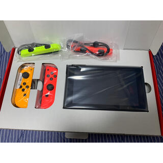 Nintendo Switch - Nintendo Switch NINTENDO 2台目 カスタム 新品 未使用
