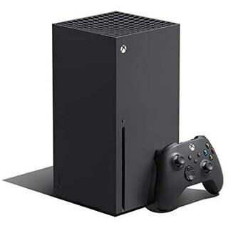 エックスボックス(Xbox)のXbox Series X 新品未開封(家庭用ゲーム機本体)