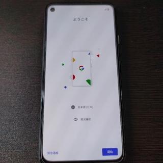 Google Pixel - Google Pixel 4a 5G 128GB (SIMフリー)