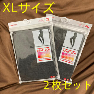 UNIQLO - 【新品未使用】ユニクロ レディース ヒートテックレギンス XL(2枚セット)