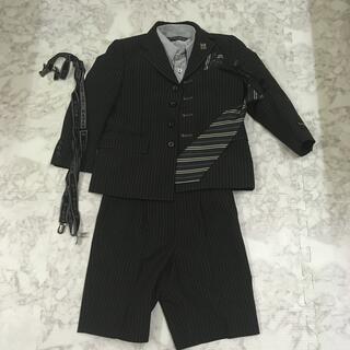 ヒロミチナカノ(HIROMICHI NAKANO)の幼児 スーツ 式 児童 キッズ 110 ヒロミチ ナカノ オシャレ 子供(ドレス/フォーマル)
