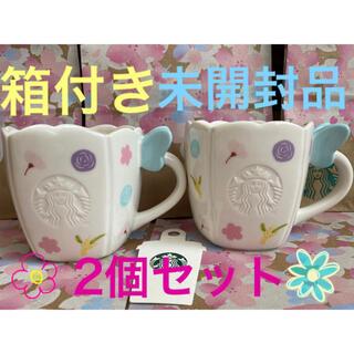 Starbucks Coffee - スターバックス SAKURA2021マグスプリングアイコン355ml スタバ