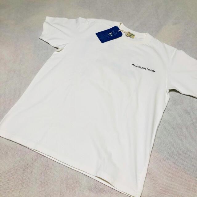 Ron Herman(ロンハーマン)の【新品タグ付き】TES エンドレスサマー サーフプリントTシャツ XL メンズのトップス(Tシャツ/カットソー(半袖/袖なし))の商品写真