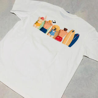 Ron Herman - 【新品タグ付き】TES エンドレスサマー サーフプリントTシャツ XL