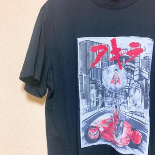 アキラ Tシャツ 古着 ビックT アニメ レア AKIRA(Tシャツ/カットソー(半袖/袖なし))