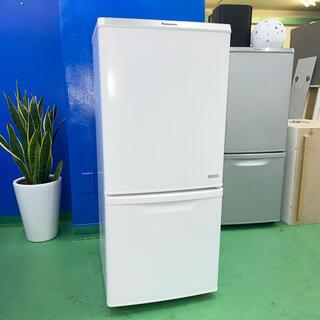 パナソニック(Panasonic)の⭐️Panasonic⭐️冷凍冷蔵庫 2016年138L美品 大阪市近郊配送無料(冷蔵庫)