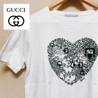 グッチ(Gucci)のgucci Tシャツ Bonds with Designers 2008  古着(Tシャツ(半袖/袖なし))
