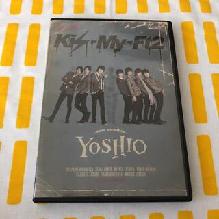 キスマイフットツー(Kis-My-Ft2)のKis-Kis-My-Ft2/YOSHIO〈初回生産限定盤〉(アイドル)