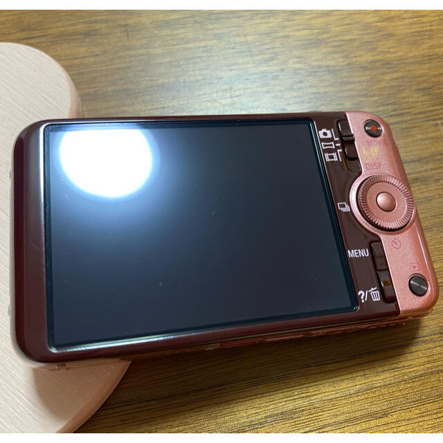SONY(ソニー)のSONY Cyber-shot DSC-WX7 スマホ/家電/カメラのカメラ(コンパクトデジタルカメラ)の商品写真