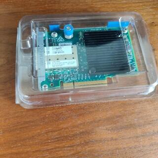 ヒューレットパッカード(HP)のEthernet 10/25Gb 2-port SFP28 Adapter(PCパーツ)
