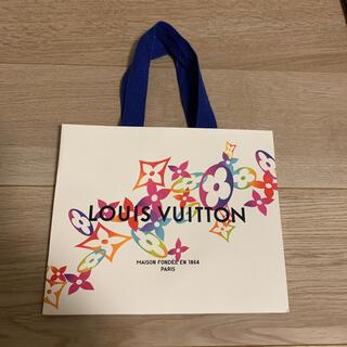 LOUIS VUITTON - ルイヴィトン 限定紙袋 ショッパー LOUIS VUITTON